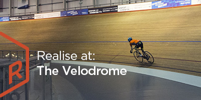 RealiseDesign Cycling at the Velodrome