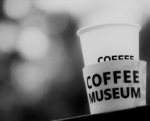 The death of coffee Packaging design
