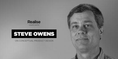 Realise + Steve Owens talk conceptual design