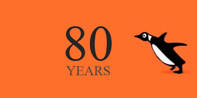 penguin books 80 years old