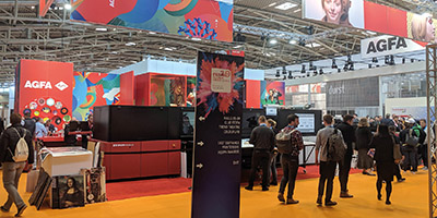 FESPA Large Format Printing Show in Munich