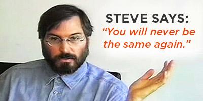 Steve Jobs Product Development Advice