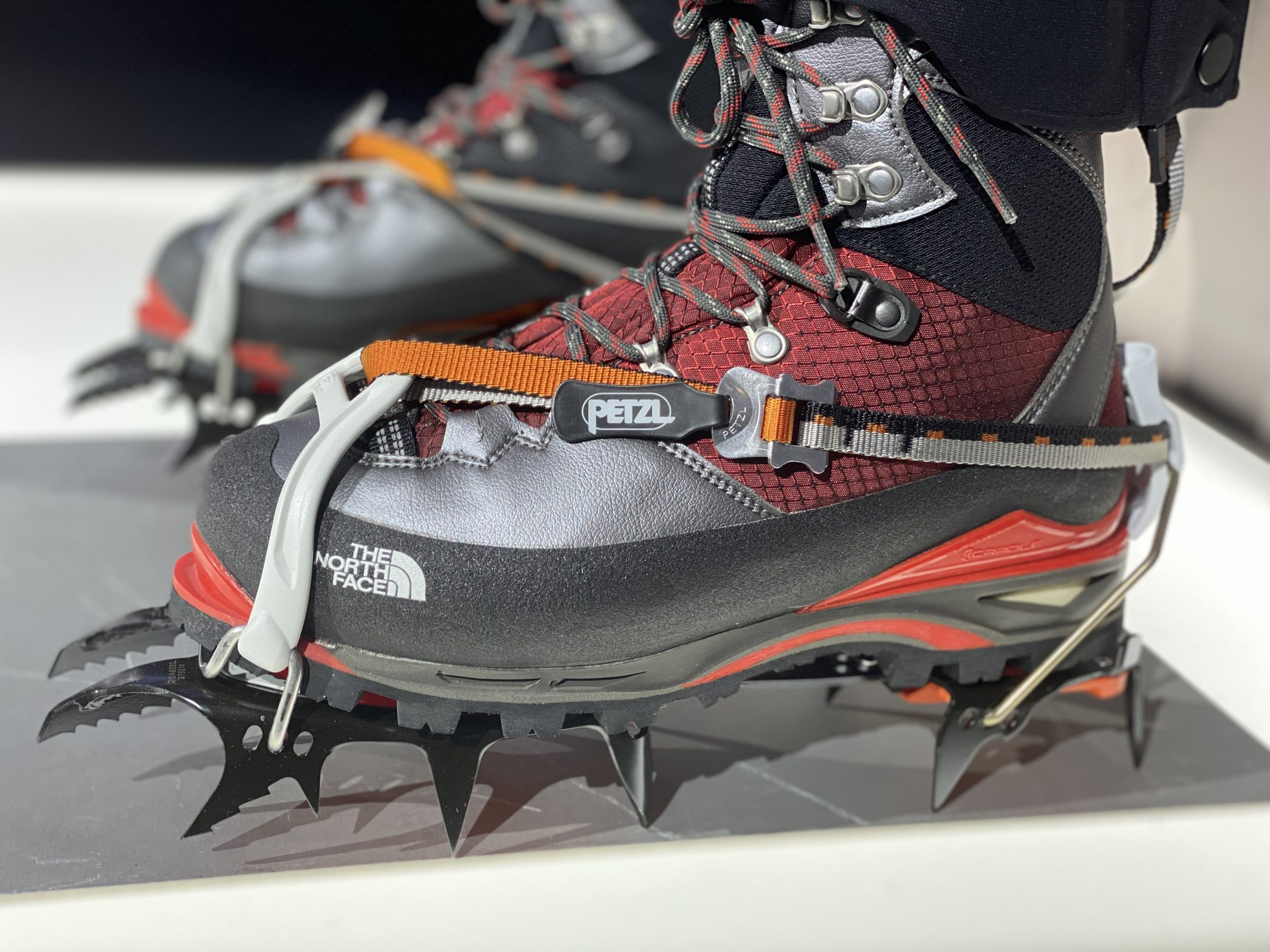 Outdoor and technical performance gear at ISPO in Munich
