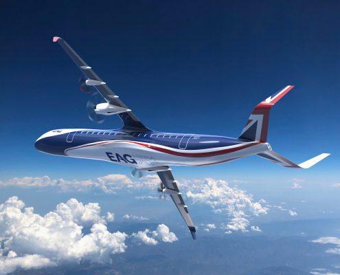 Concept electric aircraft